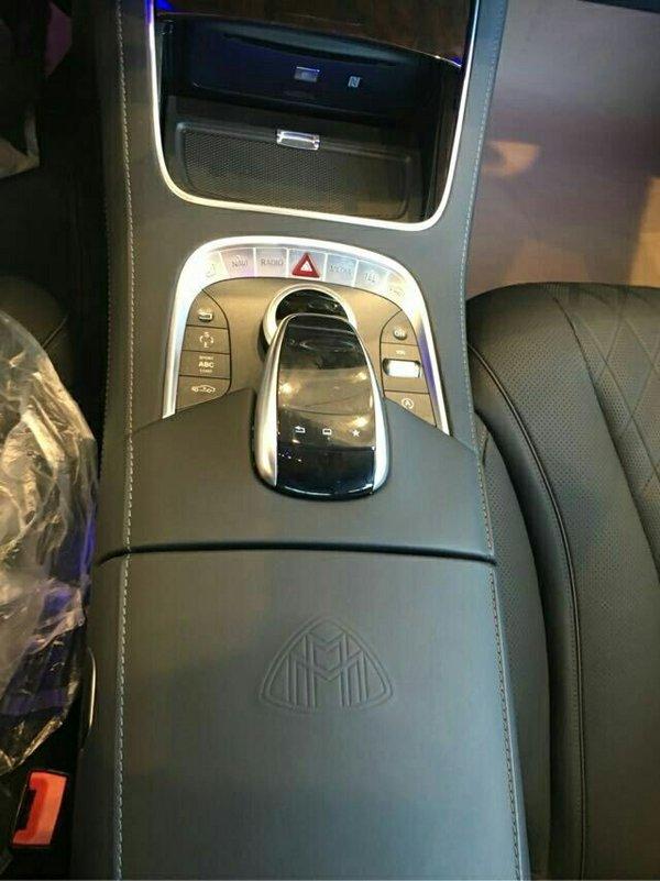 17款奔驰迈巴赫S600 含消费税享独家让利-图7