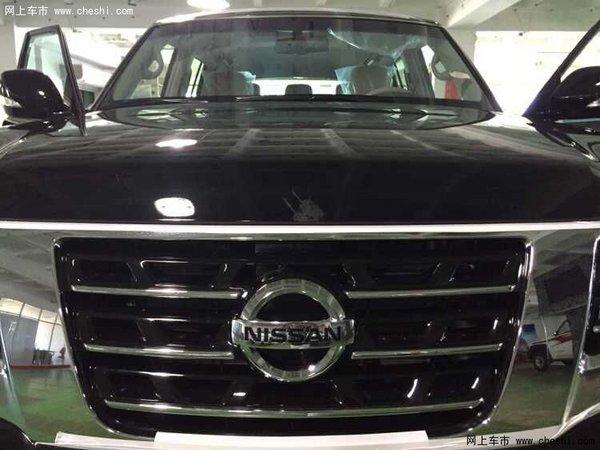 中东版尼桑途乐Y62专注大漠SUV越野利器高清图片