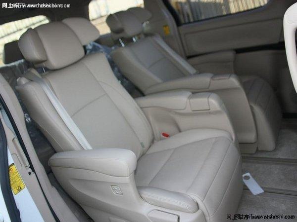 15款丰田阿尔法现车价格优惠多少高清图片
