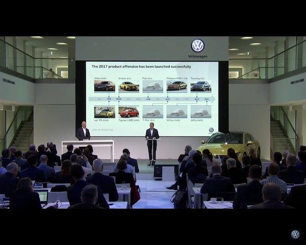 大众6款新车重磅袭来 换代捷达年底量产-图2