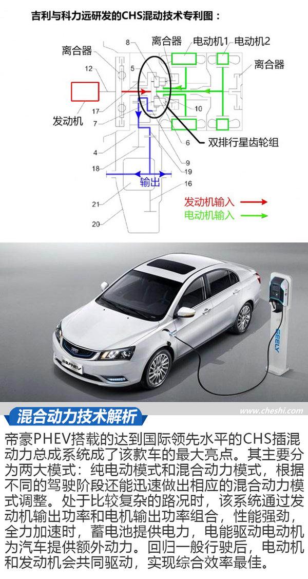 比纯电动靠谱/比燃油车实惠 三款插电混动车型推荐-图3