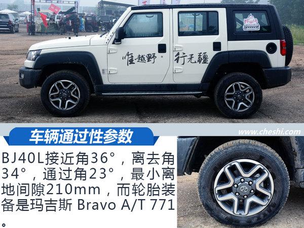 《战狼2》原型车 北京(BJ)40L场地越野试驾-图4