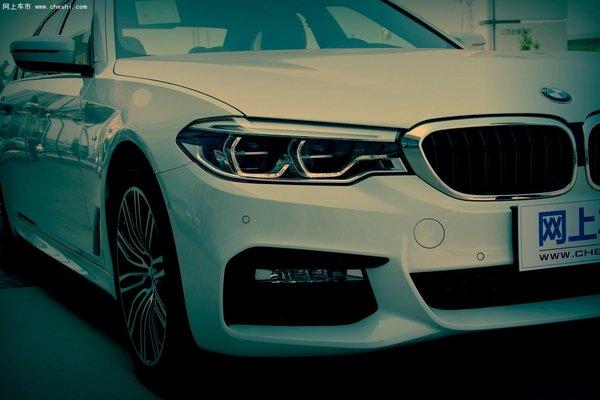 王者的对决 全新BMW 5系强势来袭-图4