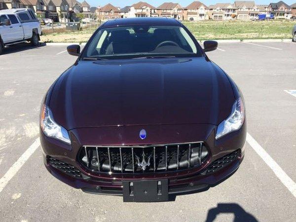 17款玛莎拉蒂总裁 顶级豪轿优惠出售现车
