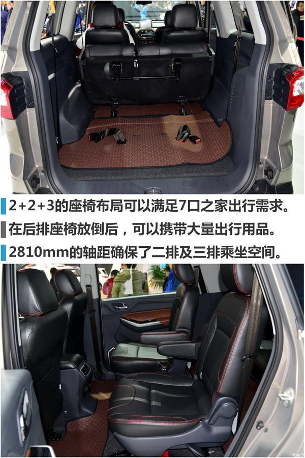 昌河MPV-M70正式上市 售价XX起-图7