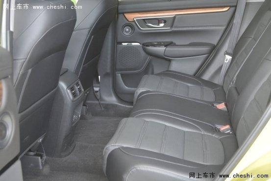 """""""心动力城市SUV""""的全新一代CR-V实拍-图17"""