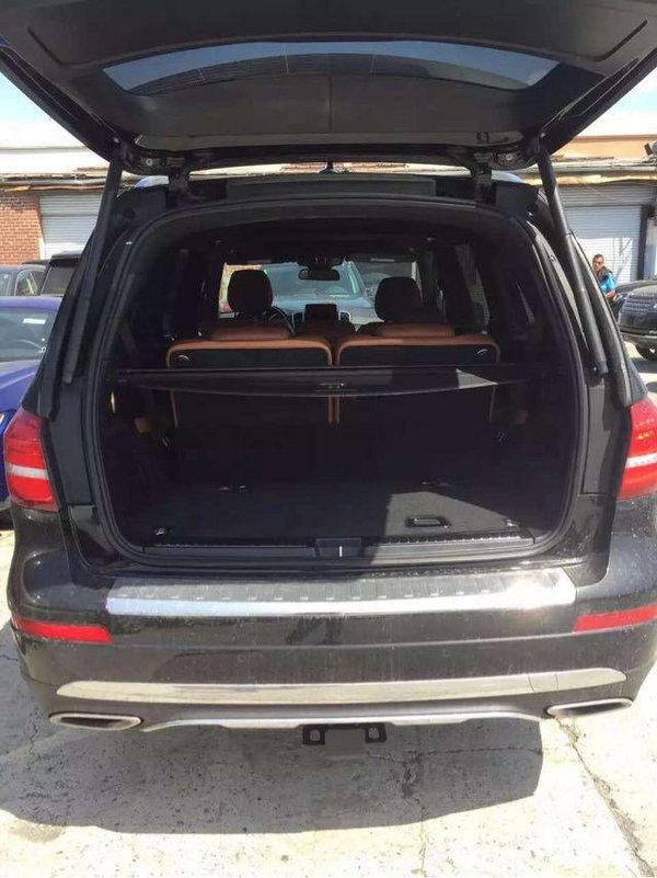 17款美规奔驰GLS450 平行进口95万体验价-图7