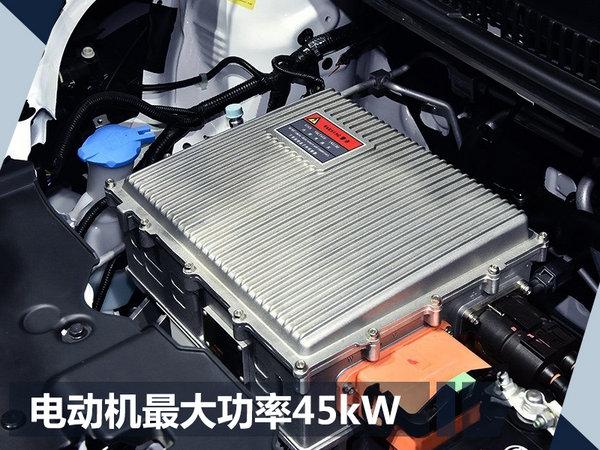 江淮纯电SUV-iEV7E明年上市 售12.15-13.15万-图5