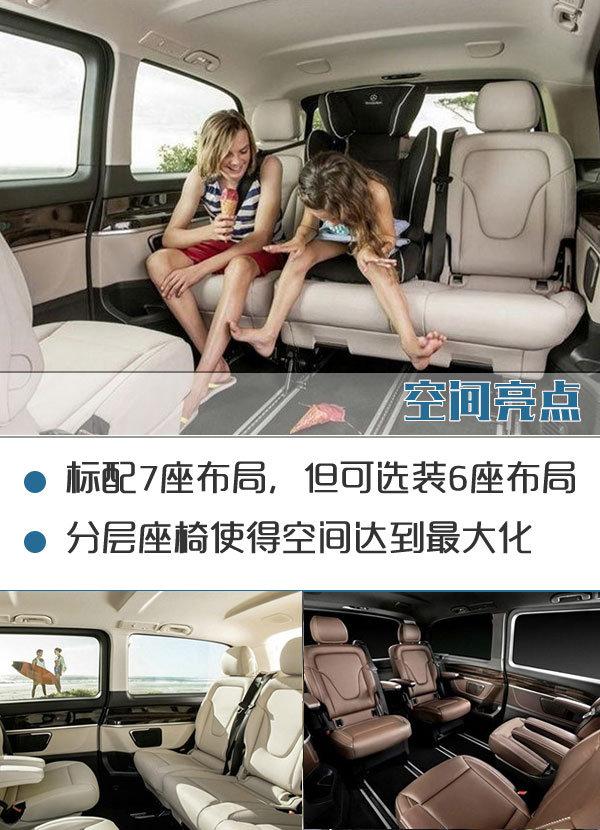 福建奔驰全新V级上市 售52.98-72.98万元-图4