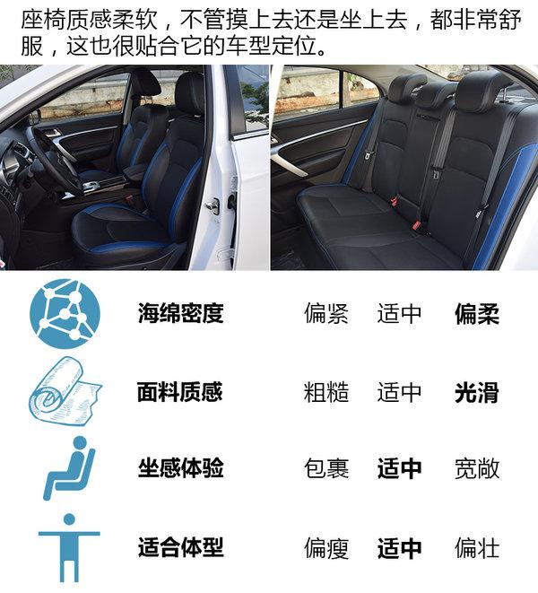 从北京能开到秦皇岛 试驾吉利帝豪EV300-图8