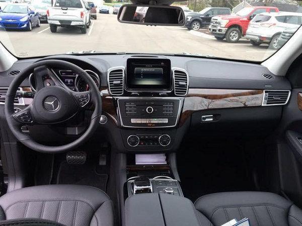 17款奔驰GLS450加版 造型超拉风年末新惠-图5