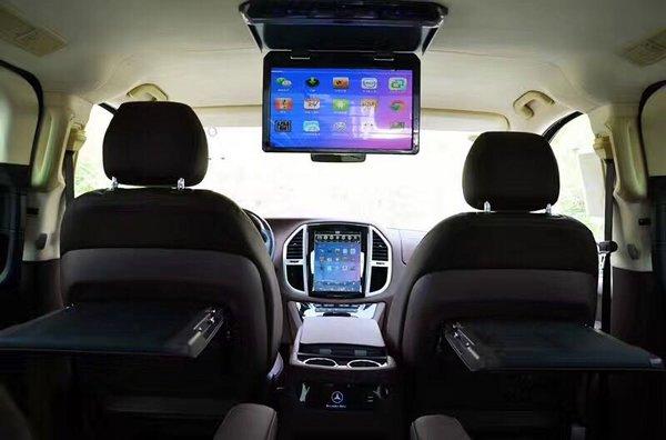 17款升级版奔驰Metris 进口商务配置详解-图9