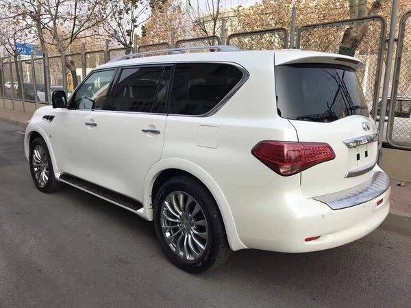 2017款英菲尼迪QX80 现车特价优惠大促销-图5