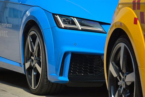 天生热爱速度激情 Audi Sport赛道体验日-图13