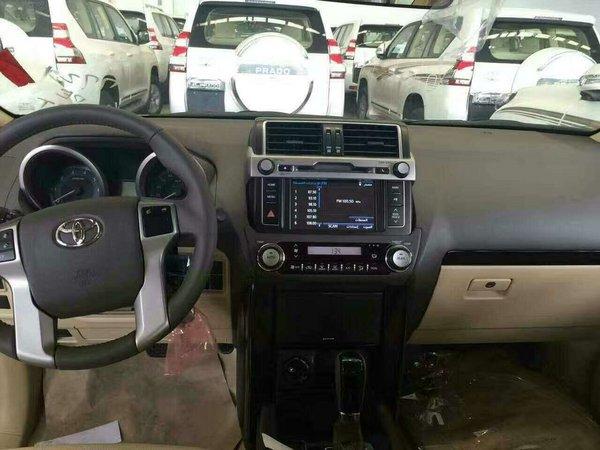 丰田霸道2700 普拉多价格中东版最低报价-图3