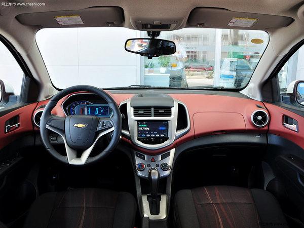 雪佛兰新爱唯欧最高优惠0.8万 现车销售-图2