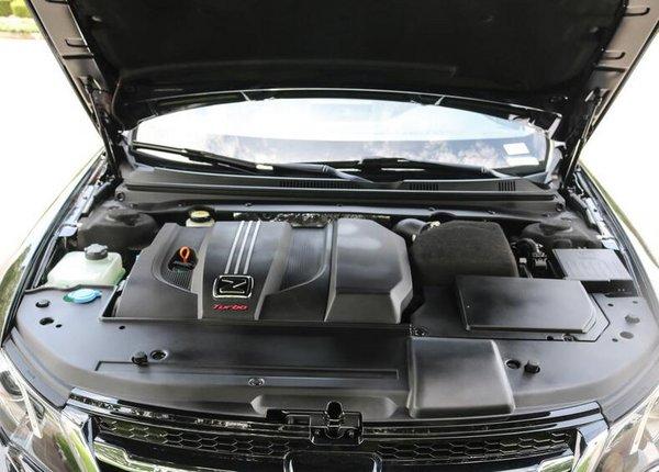 众泰Z700平价销售9.98万起竞争争东风A9-图3