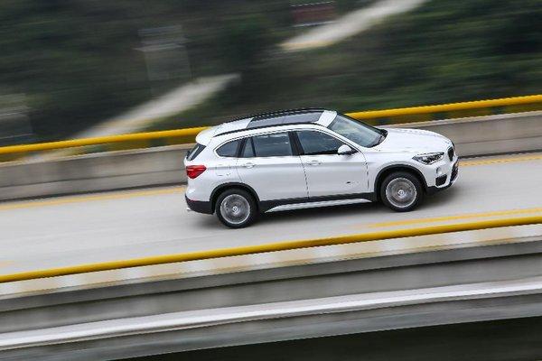 首付5.8万起 BMW X1畅享25%购置税补贴-图2