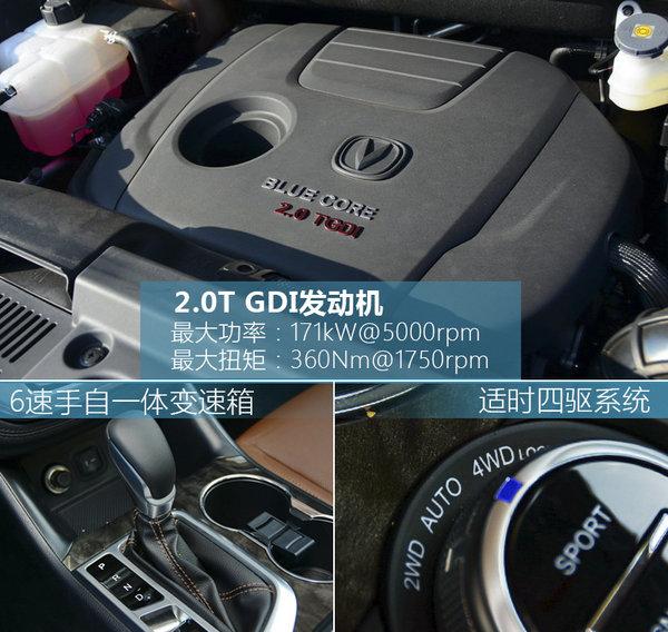 高科技能保命 四款配备主动安全SUV推荐-图8