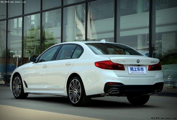 王者的对决 全新BMW 5系强势来袭-图6