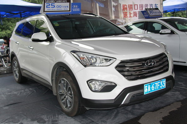 南京首届家车超市参展SUV购买推荐-图2