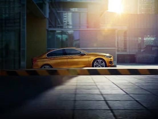 全新BMW 1系运动轿车为年轻人而来-图9