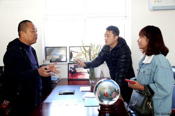 专访瑞诚二手车市场总经理池朝辉先生-图2