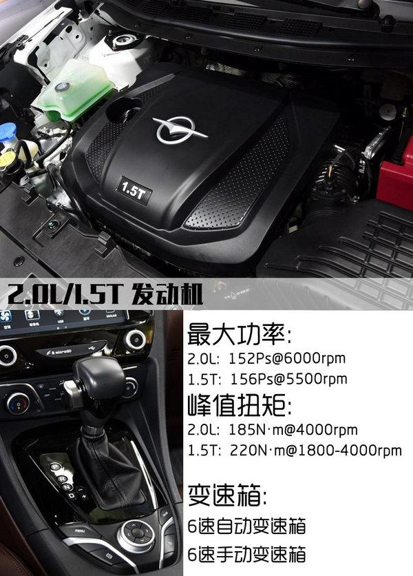 首选1.5T 自动适享型 海马V70购买推荐-图4