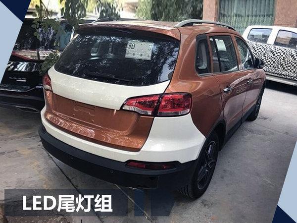 众泰推全新SUV大迈X5S 内饰设计酷似奔驰S级-图2