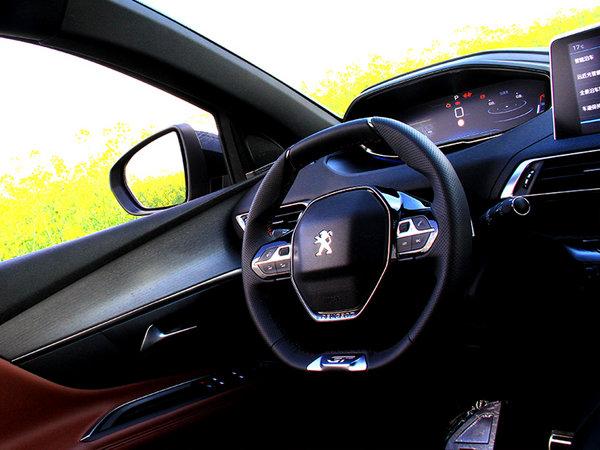 试驾东风标致4008:来自法兰西SUV的浪漫-图3