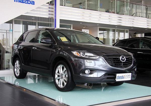 武汉马自达CX-9 促销优惠现金直降2万元-图2