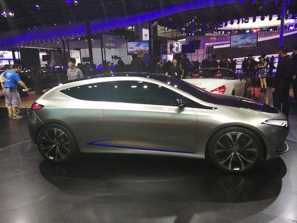 2017广州车展:预示未来的先驱者概念车合集-图5