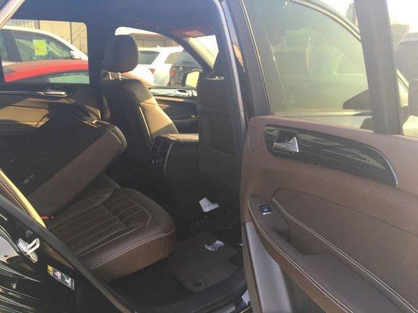 2017款奔驰GLE400可单选配置 9速变速箱-图9