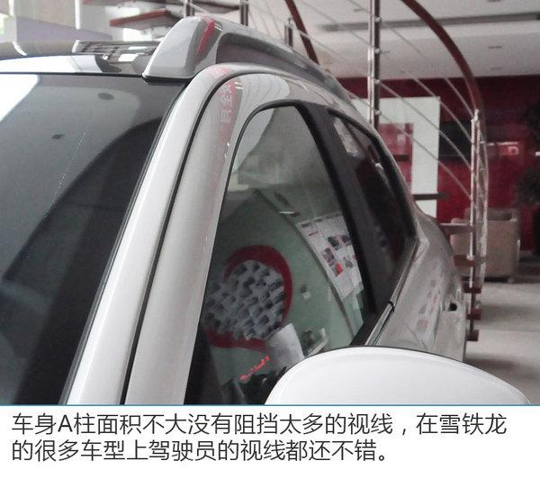 一枝独秀 雪铁龙SUV车型C3 XR高清图片