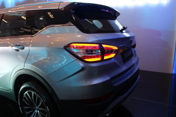 宽体SUV是刚需 华晨中华V6细分市场称王-图12