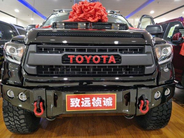 17款丰田坦途最新报价 美式沙漠皮卡悍将-图2