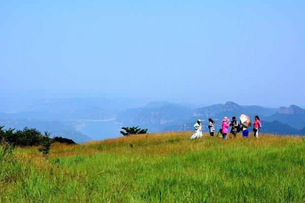 黛眉山原始生态旅游风景区旅游资源得天独厚,山水经典不可复制,是一座