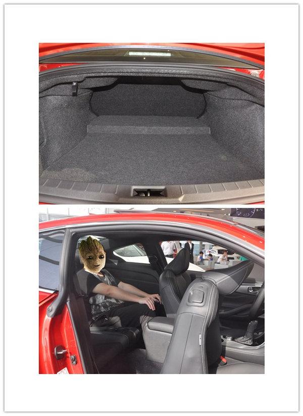 [成都新车] 颜值即真理 英菲尼迪Q60-图5