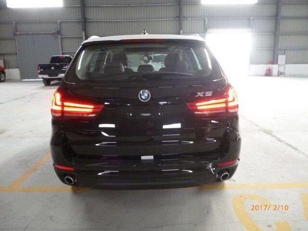 2017款宝马x5汽油3.0 低降行情x5新配置