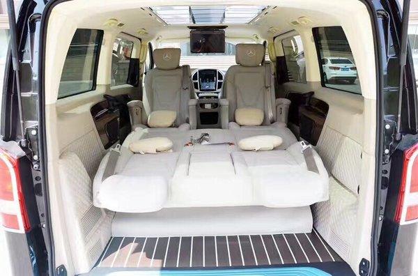 17款升级版奔驰Metris 进口商务配置详解-图12