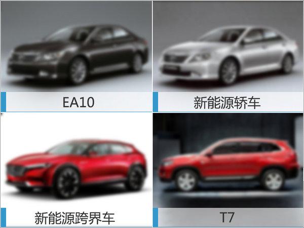 比速布局3款新能源产品 涵盖跨界/轿车-图5