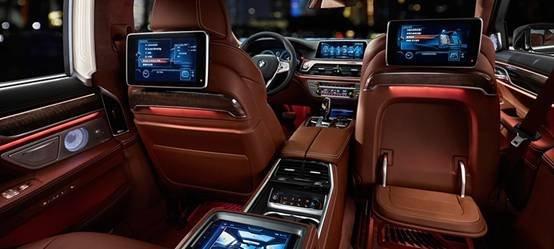 购新BMW 730Li尊享型 享3年6万免费保养-图3