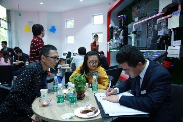 广州路骐比亚迪天河店开业盛典圆满成功-图14
