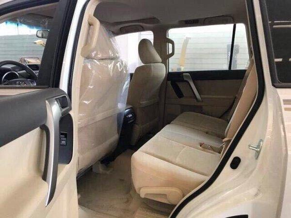 17款丰田霸道2700TXL 限量黎巴嫩版44万-图6