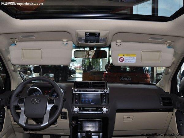 普拉多2700中东版 进口SUV岁末狂降高清图片