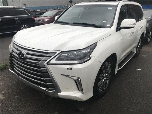 2018款雷克萨斯LX570 全尺寸SUV火热促销-图6