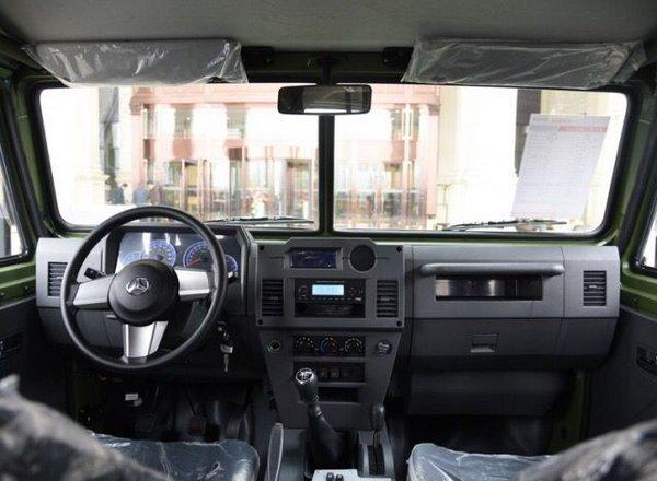 2017款北汽勇士特卖 2.0T汽油特价12.5万-图7