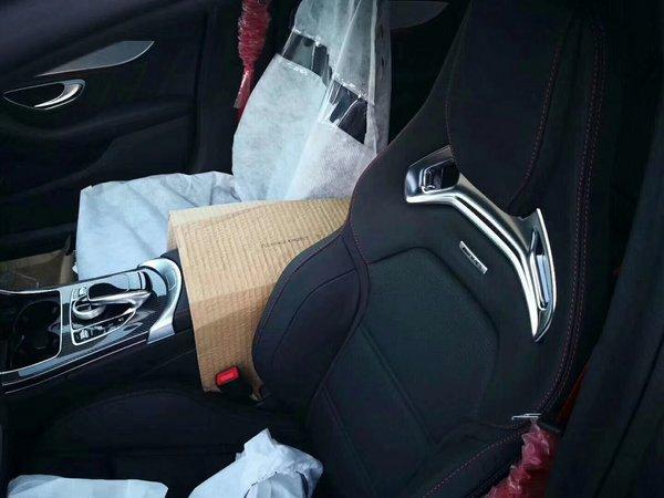 新款奔驰C43AMG 哑光灰特别版惊爆68.8万-图5