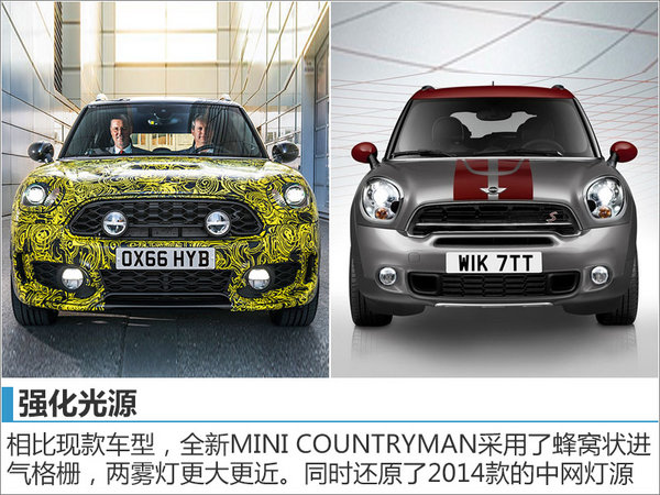 新宝马MINI插混版11月发布 油耗降低75%-图2