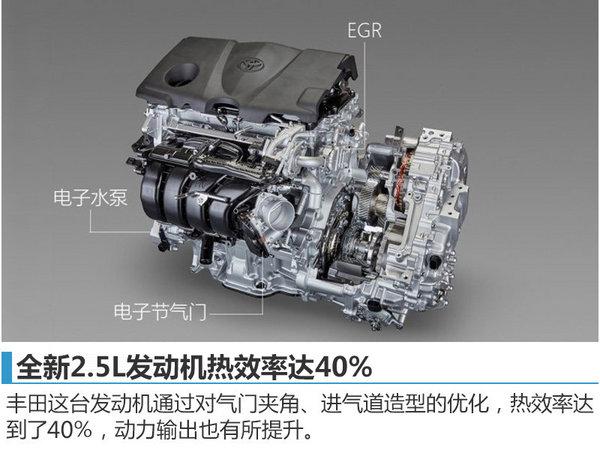 丰田全新四缸发动机 动力升级/5款车将搭载-图2